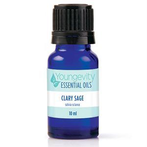 Picture of Clary Sage Essential Oil – 10ml